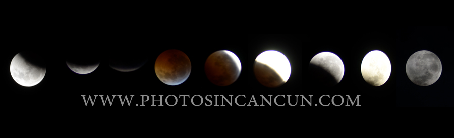 Full Lunar Eclipse December 20th 2010