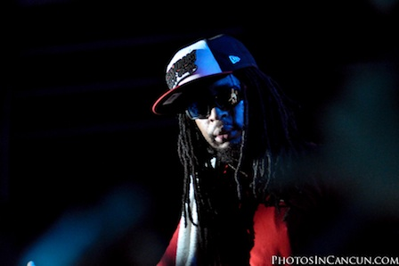 Lil Jon,Mexico Celebrity Photographers,Photos In Cancun